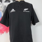 New Zealand 2005 jersey all blacks adidas Rugby Union shirt size S (1)