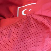 Player issue Turkey 2004 2005 2006 home shirt Nike jersey size XL (3)