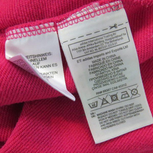 Juventus 2015 2016 pink training jumper Nike soccer sweater size M (4)