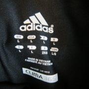 Match worn issue Ajax 2009 2010 away shirt Eredivisie Rommedahl 28 (3)