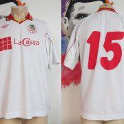 Ravenna Calcio home shirt Sportika soccer jersey maglia #15 size L (1)