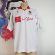 Ravenna Calcio home shirt Sportika soccer jersey maglia #15 size L (2)