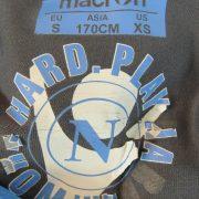 SSC Napoli 2011 2012 away shirt Macron soccer jersey Lavezzi 22 size S (3)