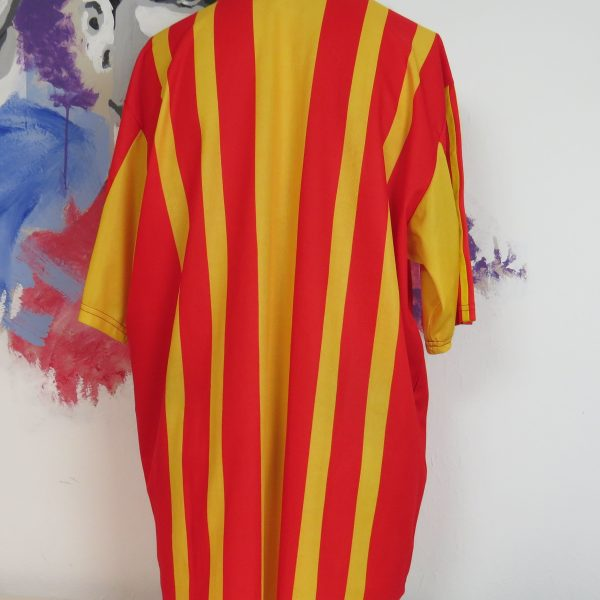 Vintage Galatasaray 2000 2001 home shirt adidas soccer jersey size XL (2)