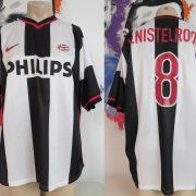 Vintage PSV eindhoven 1998 1999 away shirt v Nistelrooij #8 Nike jersey size XL (1)