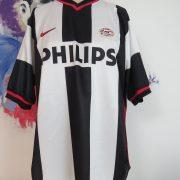 Vintage PSV eindhoven 1998 1999 away shirt v Nistelrooij #8 Nike jersey size XL (2)