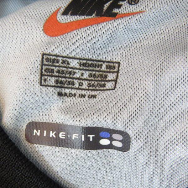 Vintage PSV eindhoven 1998 1999 away shirt v Nistelrooij #8 Nike jersey size XL (4)