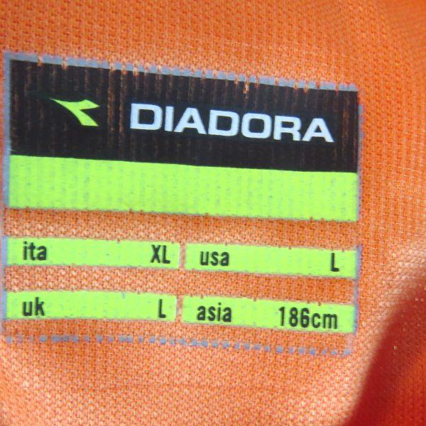 Vintage SSC Napoli 2007 2008 LS padded GK shirt Diadora jersey size L (3)