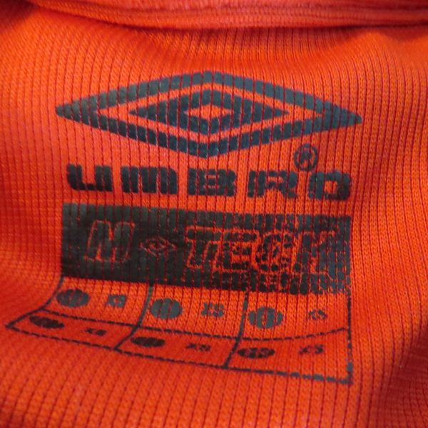 Vintage Galatasaray 2002 2003 home shirt Umbro soccer jersey size XS (2)
