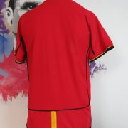 Vintage Galatasaray 2002 2003 home shirt Umbro soccer jersey size XS (5)