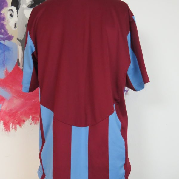 Vintage Trabzonspor 2009 2010 home shirt Nike soccer jersey size XL (2)