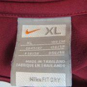 Vintage Trabzonspor 2009 2010 home shirt Nike soccer jersey size XL (3)