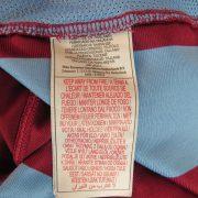 Vintage Trabzonspor 2009 2010 home shirt Nike soccer jersey size XL (4)