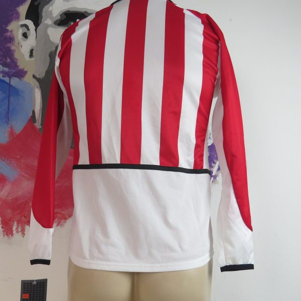 Vintage PSV Eindhoven 2002 2003 LS Home Shirt Boys large 152-158 Nike BNWT (5)
