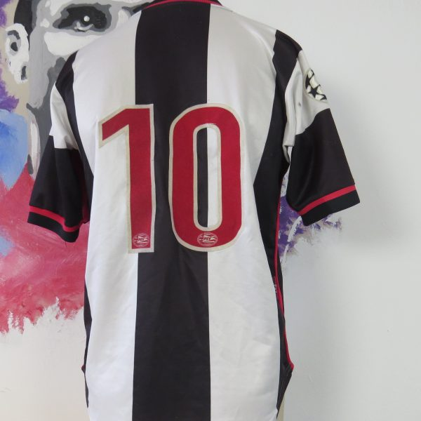 Vintage PSV eindhoven 1998 1999 CL away shirt #10 Nike jersey size S (1)