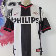Vintage PSV eindhoven 1998 1999 CL away shirt #10 Nike jersey size S (2)