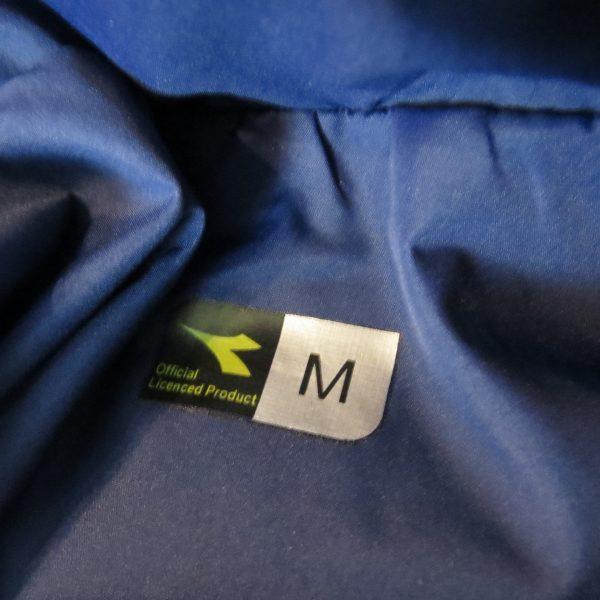 Vintage Scotland 2003 2004 2005 track jacket diadora wind breaker size M (3)