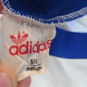 Vintage adidas 1970ies 1980ies white football shirt #13 size M made West Germany (3)