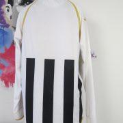Acsoli Calcio 2010 2011 ls home shirt Legea maglia calcio soccer jersey size L (2)