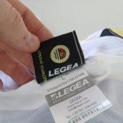 Acsoli Calcio 2010 2011 ls home shirt Legea maglia calcio soccer jersey size L (3)