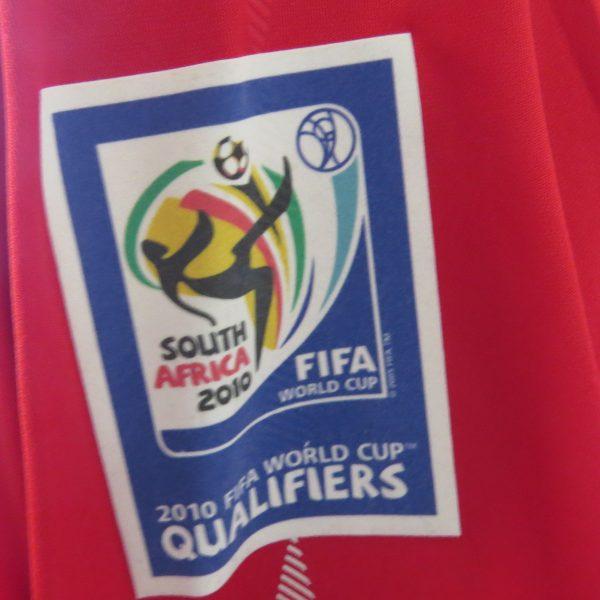 England 2008 away shirt Umbro Terry #6 World Cup 10 Qualifiers v Andorra S (5)