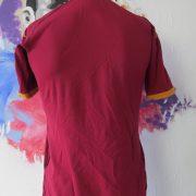 Vintage AS Roma 2002 2003 home shirt Kappa size S tight fitting Gara (5)