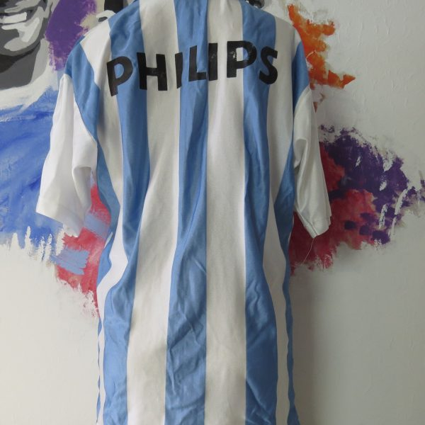 Vintage Argentina 1994 1995 home shirt adidas size T4 L World Cup 94 (4)