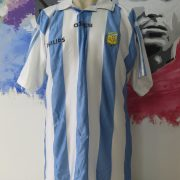 Vintage Argentina 1994 1995 home shirt adidas size T4 L World Cup 94 (6)