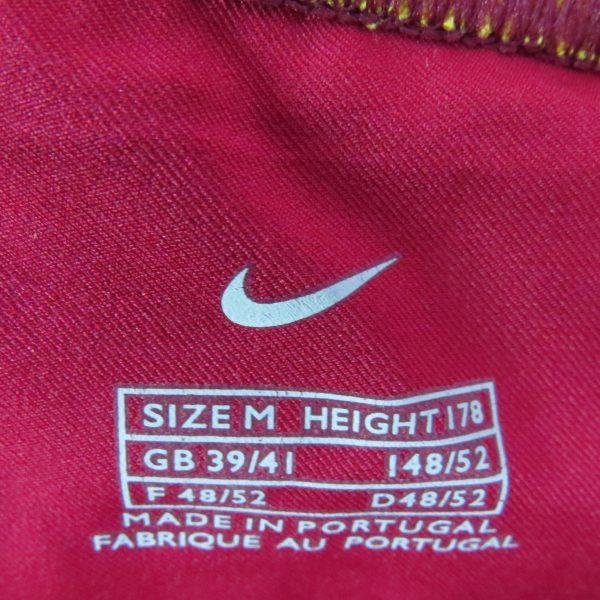 Vintage Portugal World Cup 2002 2003 2004 home shirt Nike Figo 7 size M (3)