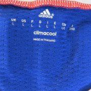 Bayern Munchen 2014 2015 home shirt adidas Alaba 27 signed size L (2)