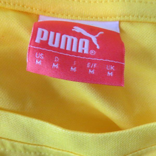 Cardiff City 2013 2014 ls third shirt Puma soccer jersey size M (3)