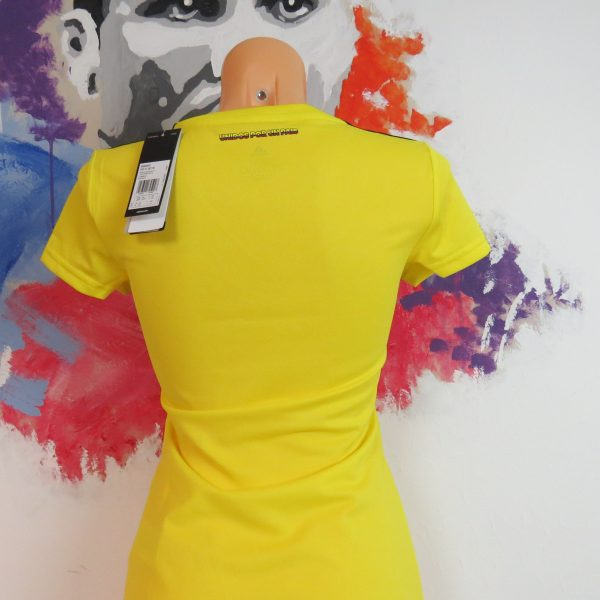 Colombia 2018 2019 Home Shirt adidas Jersey Womens size XS BNWT (3)
