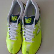 New Balance yellow indoor football boot size US 9.5 UK9 EU 43 NEW (4)