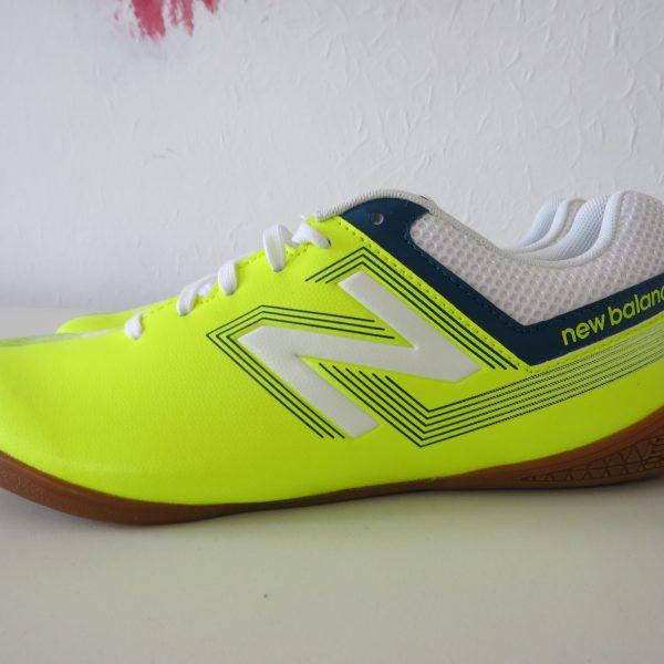 New Balance yellow indoor football boot size US 9.5 UK9 EU 43 NEW (6)