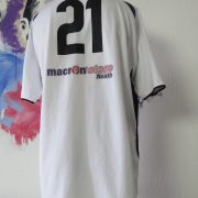 SWANSEA City 2005 2006 charity match shirt #21 Cancer research Macmillan signed (4)