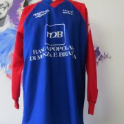 Vintage Calcio Monza long sleeve training shirt Reebok soccer jersey size XL (1)