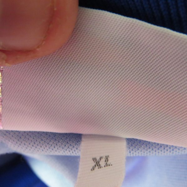 Vintage Calcio Monza long sleeve training shirt Reebok soccer jersey size XL (3)
