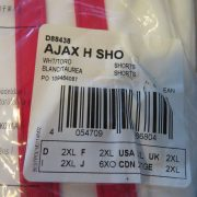 Ajax 2014 2015 home shorts white adidas size XXL BNWT (3)