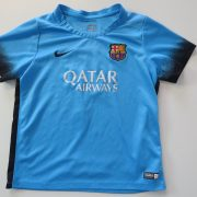 Barcelona 2015 2016 Third Shirt Nike Suarez 9 Size 6-7Y 116-122cm (1)