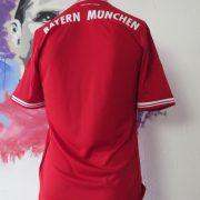 Bayern Munich 2013 2014 home shirt adidas Munchen soccer jersey size S (4)