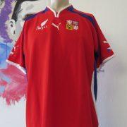Czech Republic 2000 2001 20002 home shirt Puma size XL EURO2000 (1)