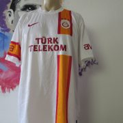Galatasaray 2012 2013 away shirt Nike soccer jersey size XL (1)