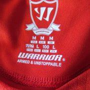 Match worn Liverpool 2014 2015 Champions league home shirt Manquilo 15 (4)