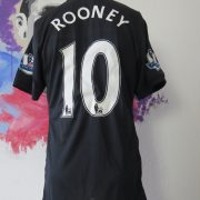 Match worn issue Manchester United 2011 EPL away shirt Rooney 10 (5)