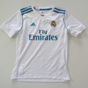 Real Madrid 2017 2018 home shirt adidas Boys M 11-12Y 152cm (1)