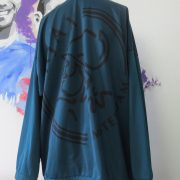 Vintage Ajax 1995 1996 green training track jacket Umbro size XXL (2)