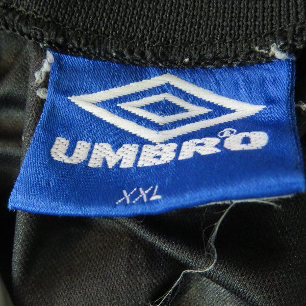 Vintage Ajax 1998 1999 away shirt Umbro soccer jersey size XL (1)