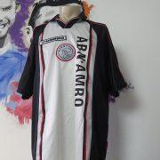 Vintage Ajax 1998 1999 away shirt Umbro soccer jersey size XL (3)