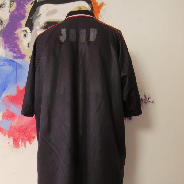 Vintage Ajax 1998 1999 away shirt Umbro soccer jersey size XL (4)