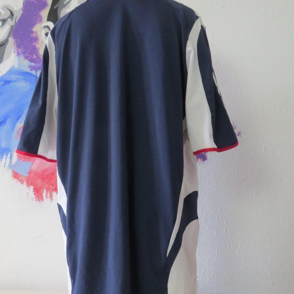 Vintage Ajax 2005 2006 2007 away shirt adidas soccer jersey size XXL (5)